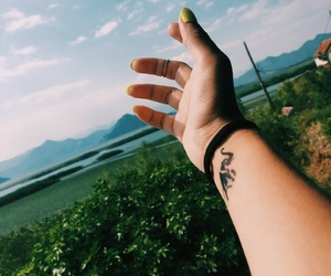 elephant, happiness, and tatto image