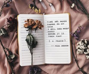 aesthetic, quote, and vintage image