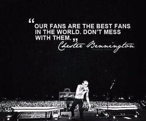 linkin park, fan, and quotes image
