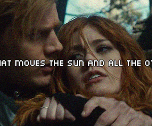 jace, the mortal instruments, and clary fray image