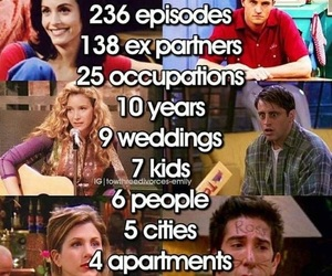 90's, comedy, and ross geller image