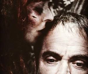 crowley, supernatural, and rowena image