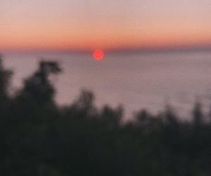 blur, blurry, and lake image
