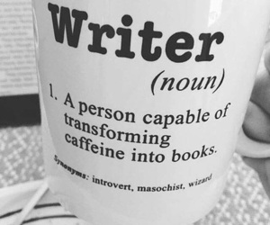 book, quote, and writer image