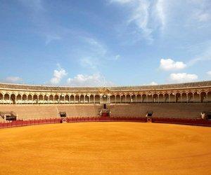 matador, seville, and spain image
