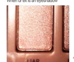 liar, funny, and ex image