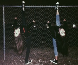 friends, goals, and grunge image
