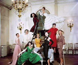 fashion, vintage, and dior image