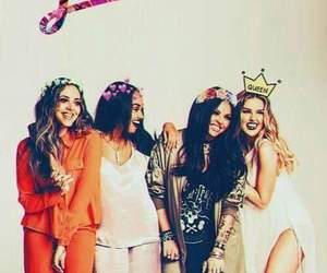 little mix, girl, and queens image