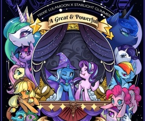 MLP and ponies image