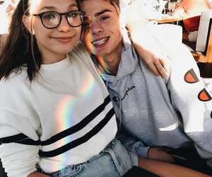 maddie ziegler, couple, and goals image