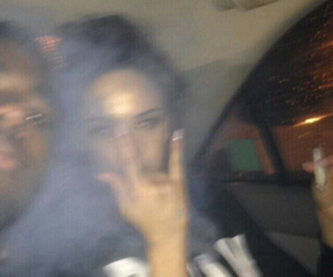 lit, cyber ghetto, and smoke image