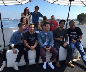 teen wolf, comic con, and tyler posey image