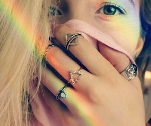 accessories, beauty, and boho image