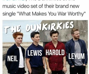 dunkirk and one direction image