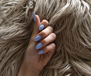 nails, paznokcie, and summer image