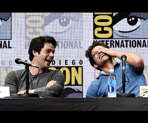 actors, tyler posey, and sdcc image