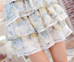 skirt, cute, and fashion image