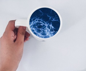 coffee, creative, and cup image