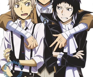 bungou stray dogs, anime, and cute image