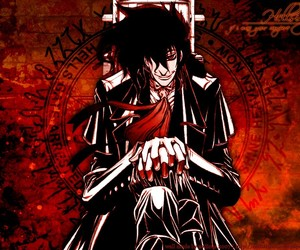 hellsing and anime image