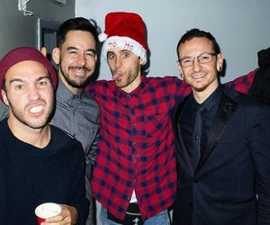 30 seconds to mars, jared leto, and linkin park image