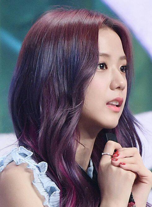 Blackpink Hair Dye Jisoo - blackpink reborn 2020