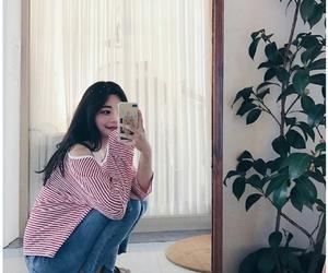 asian girl, tumblr, and ulzzang image