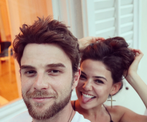 danielle campbell, The Originals, and nathaniel buzolic image