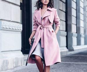 fashion, style, and coats image