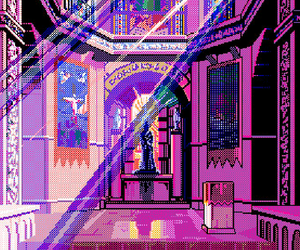 pixel, art, and aesthetic image