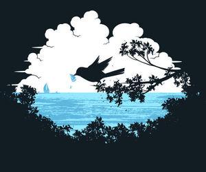 bird, boat, and breakfast image