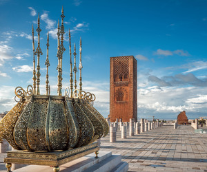 monument, mosquee, and tour image