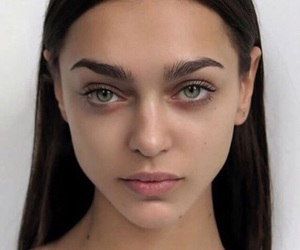 model, beauty, and face image