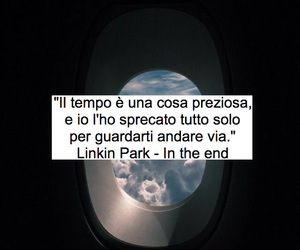 frasi, linkin park, and in the end image