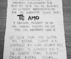 amor, cartas, and frases image