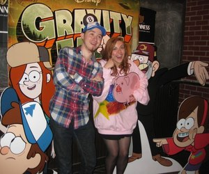 disney, gravity falls, and alex hirsch image