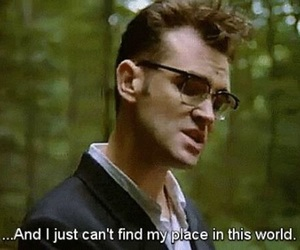 80s, 90s, and morrissey image