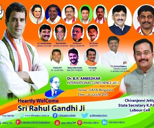 kpcclabourcell, nsui, and chiranjeevijetty image
