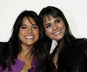 michelle rodriguez, fast and furious, and jordana brewster image