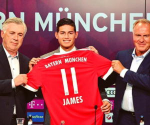 football and james rodriguez image