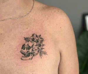 heart, tatto, and sweet image
