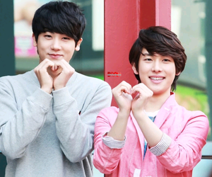 ze:a, park hyung sik, and im siwan image