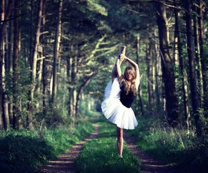 ballet, dance, and wood image