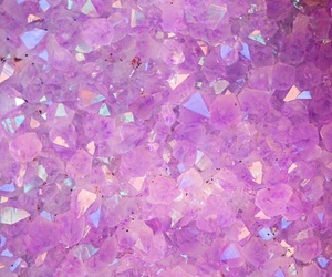 wallpaper, background, and crystal image