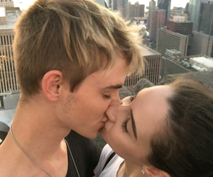 corbyn besson and christina marie harris image