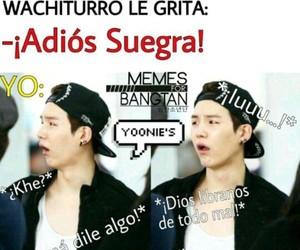 memes, memes en español, and memes de bts image