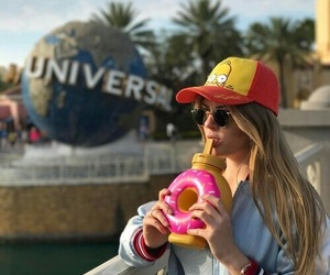 girl, universal, and blonde image