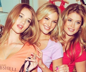 model, Victoria's Secret, and Doutzen Kroes image