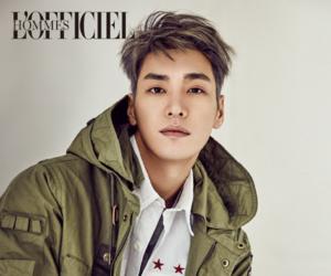 korean model, korean actor, and youngkwang image